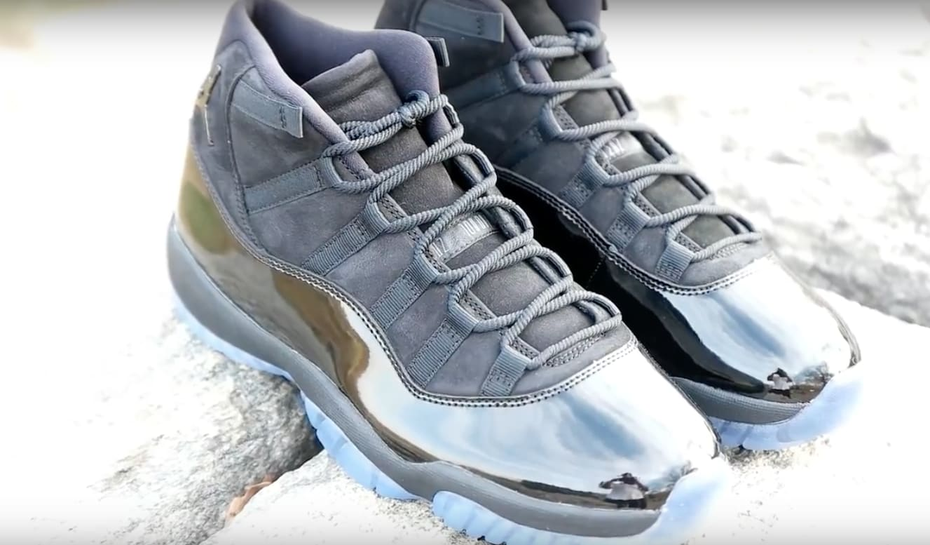 4c01764b30ded3 netherlands air jordan retro 11 concord c0fb3 b05a7  ireland image via  c00p2o8 on youtube air jordan 11 prom night 378037 005 e3db6 0d20d