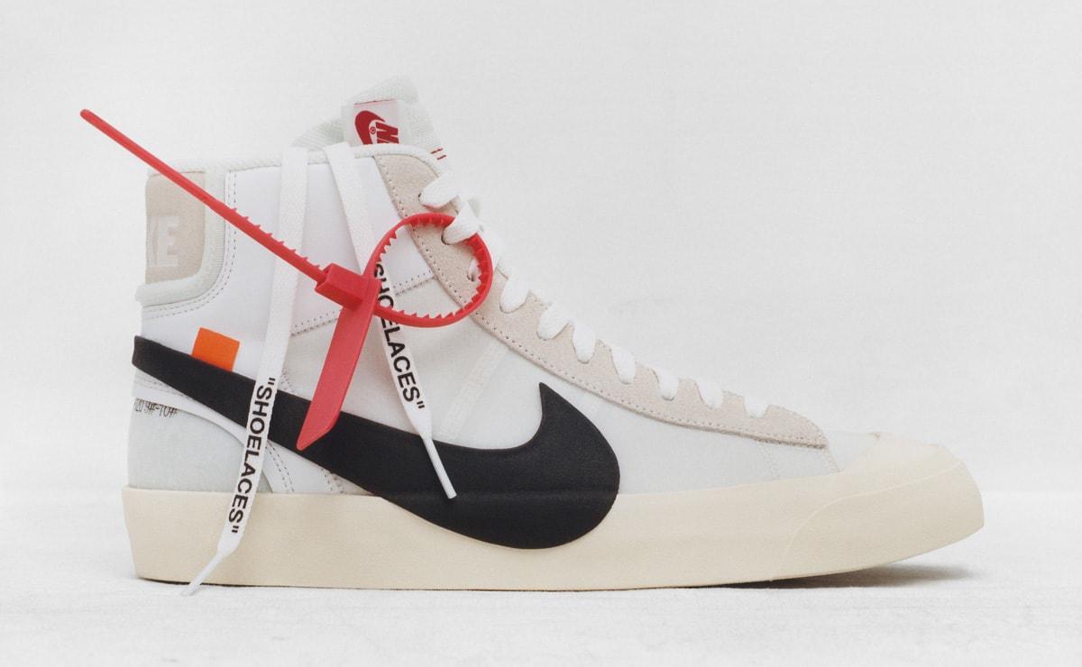 Virgil Abloh x Nike Blazer