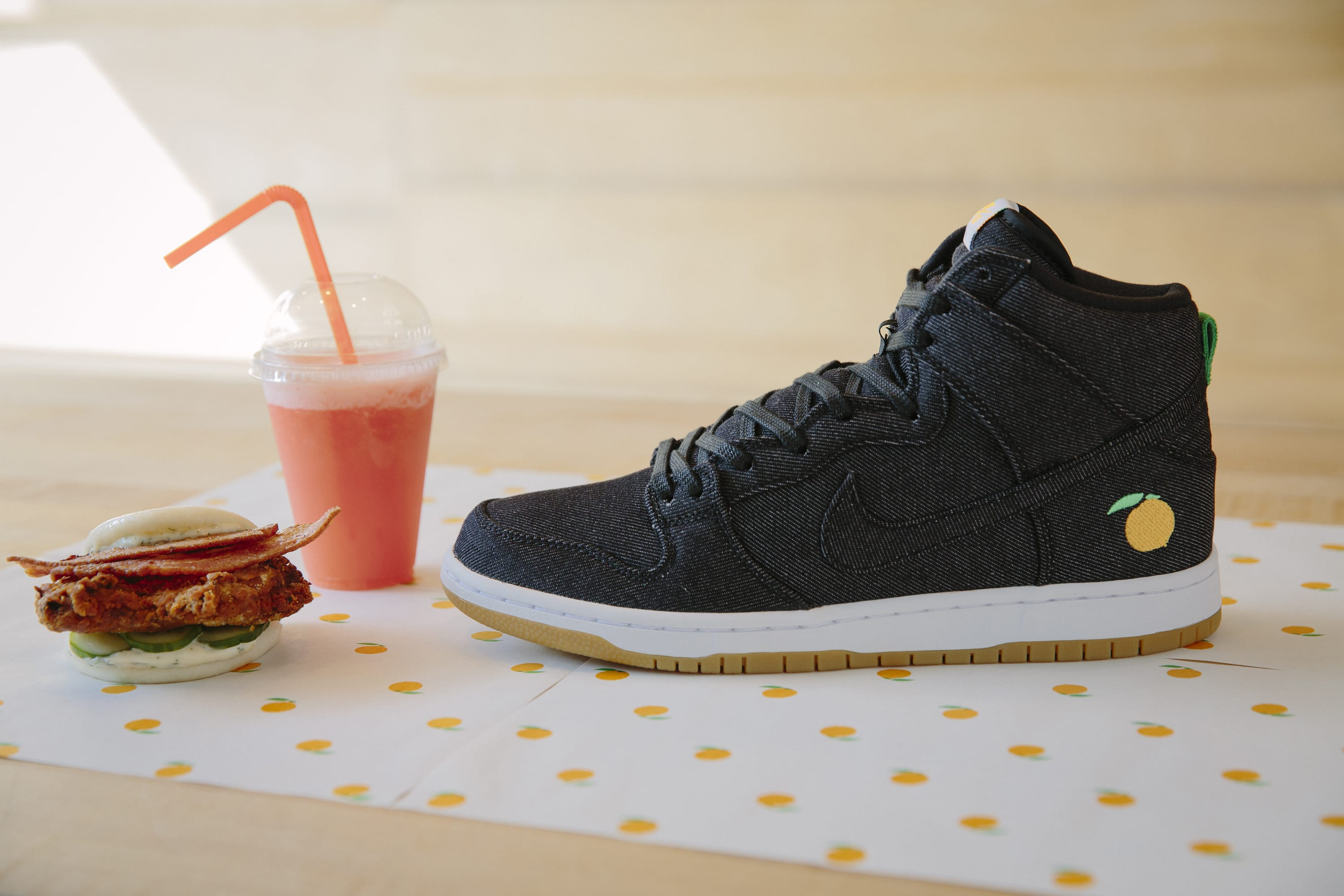 David Chang x Nike SB Dunk High Pro