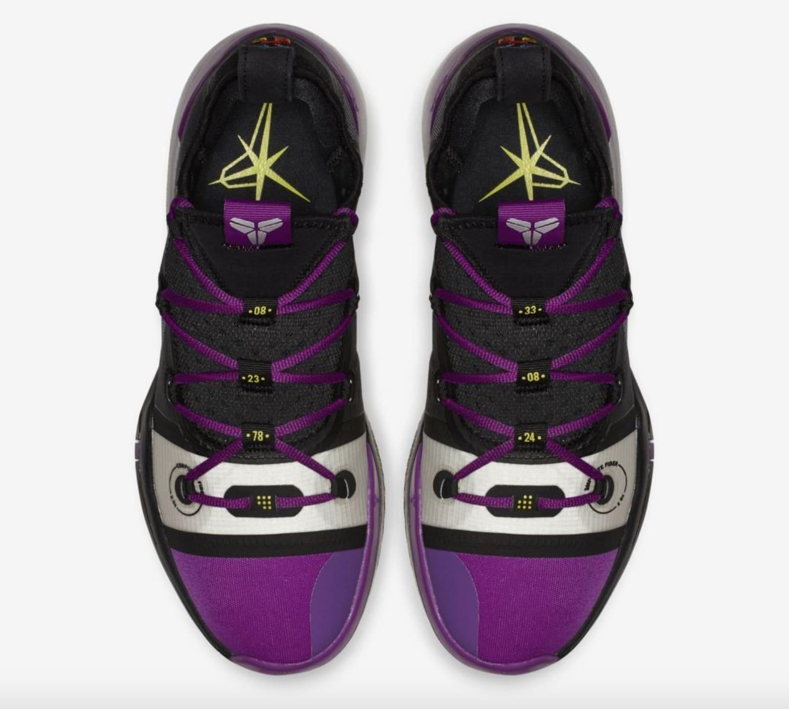Nike Kobe A.D. 2018 'Lakers' (Top)
