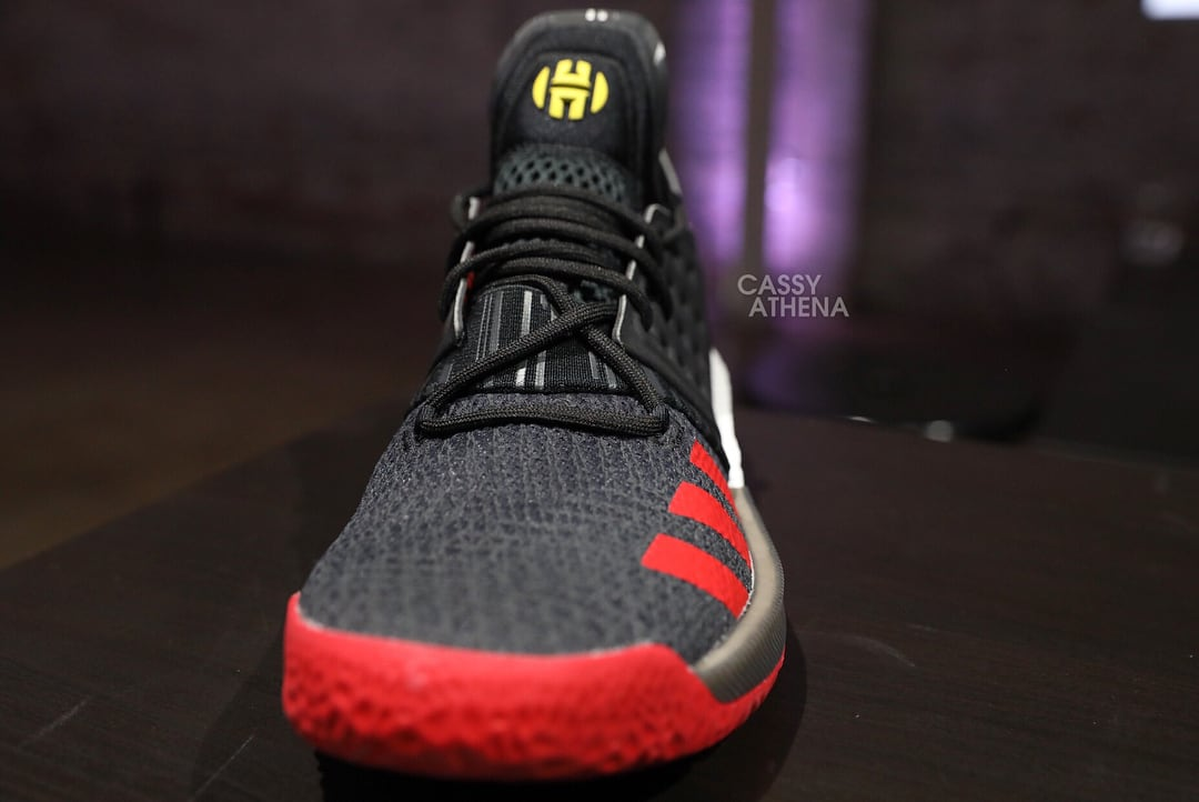 Adidas Harden Vol 2 Bred Amp White Sole Collector