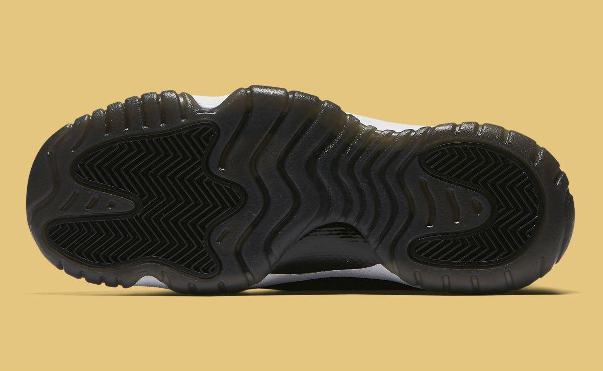 Air Jordan 11 XI Heiress Black Release Date 852625-030 Sole