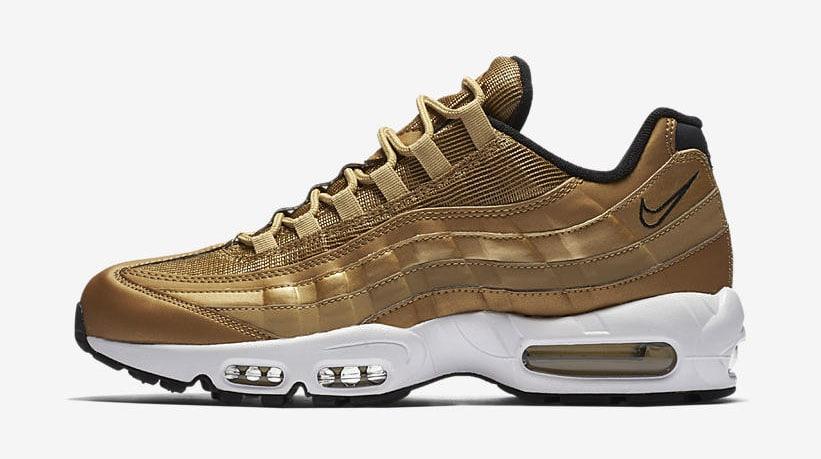 Nike Air Max 95 Gold