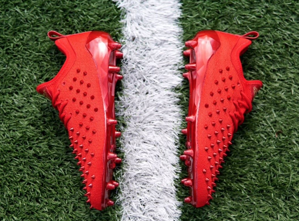 Adidas Spiked Louboutin Football Cleats | Sole Collector