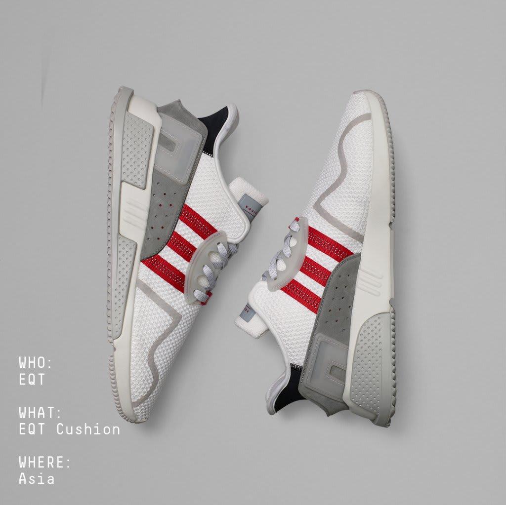 Adidas EQT Cushion ADV Class of '91 Asia Release Date