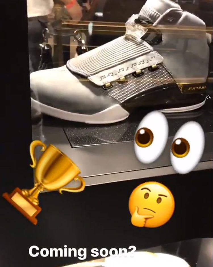Trophy Room x Air Jordan 17 Release Date