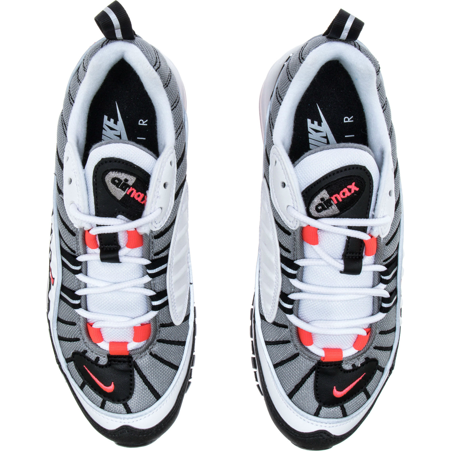 Nike WMNS Air Max 98 Solar Red Release Date AH6799-104 Top