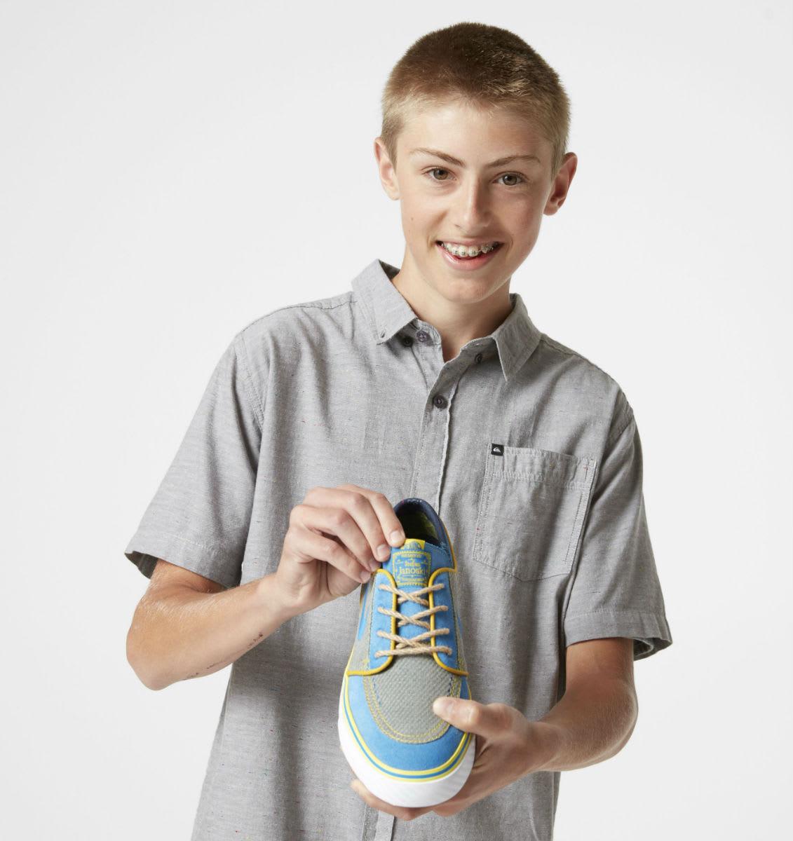 Nike SB Zoom Stefan Janoski Doernbecher Tylan Hibbard Release Date Portrait