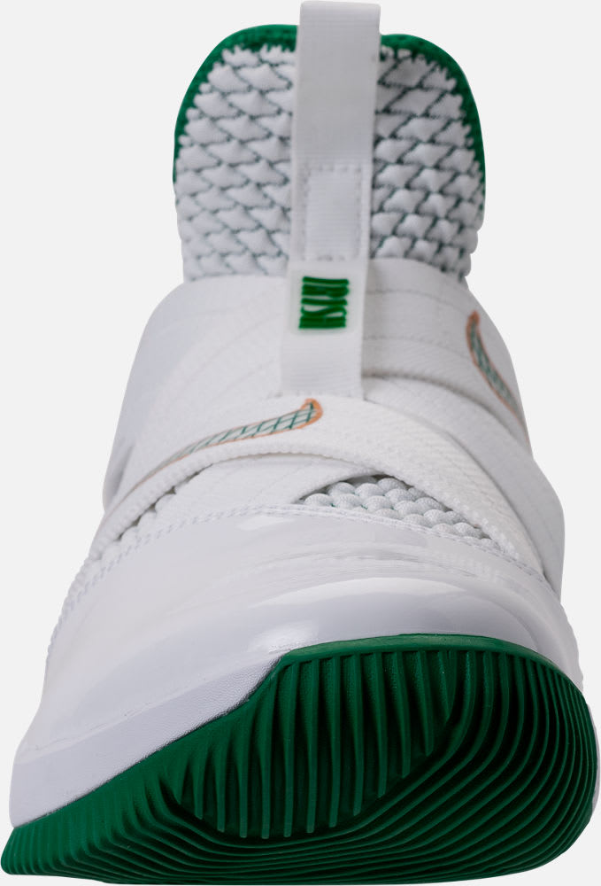 45cafd3f9e937 Nike LeBron Soldier 12  SVSM Home  AO2609-100 Release Date - Hunnid ...