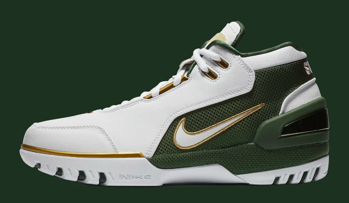 Nike Air Zoom Generation SVSM Release Date AO2367-100 Profile