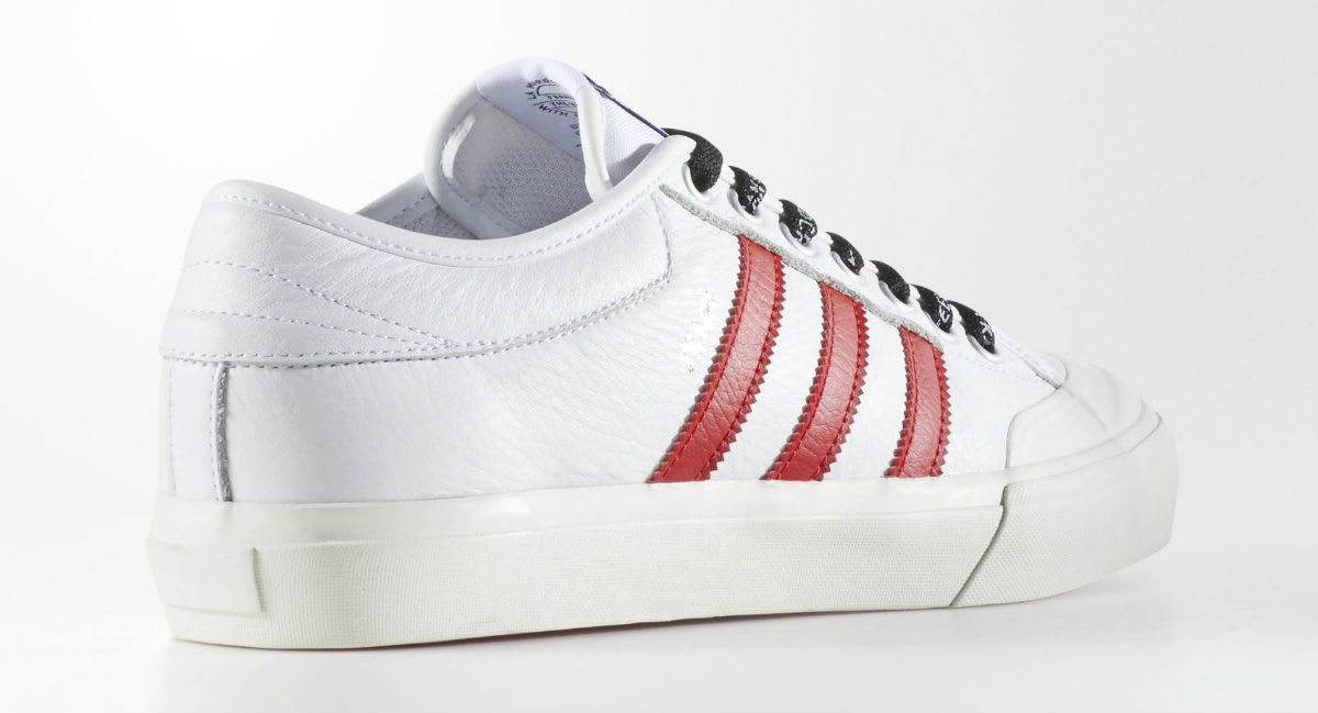 ASAP Ferg Adidas Matchcourt Trap Lord Release Date Lateral CG5615