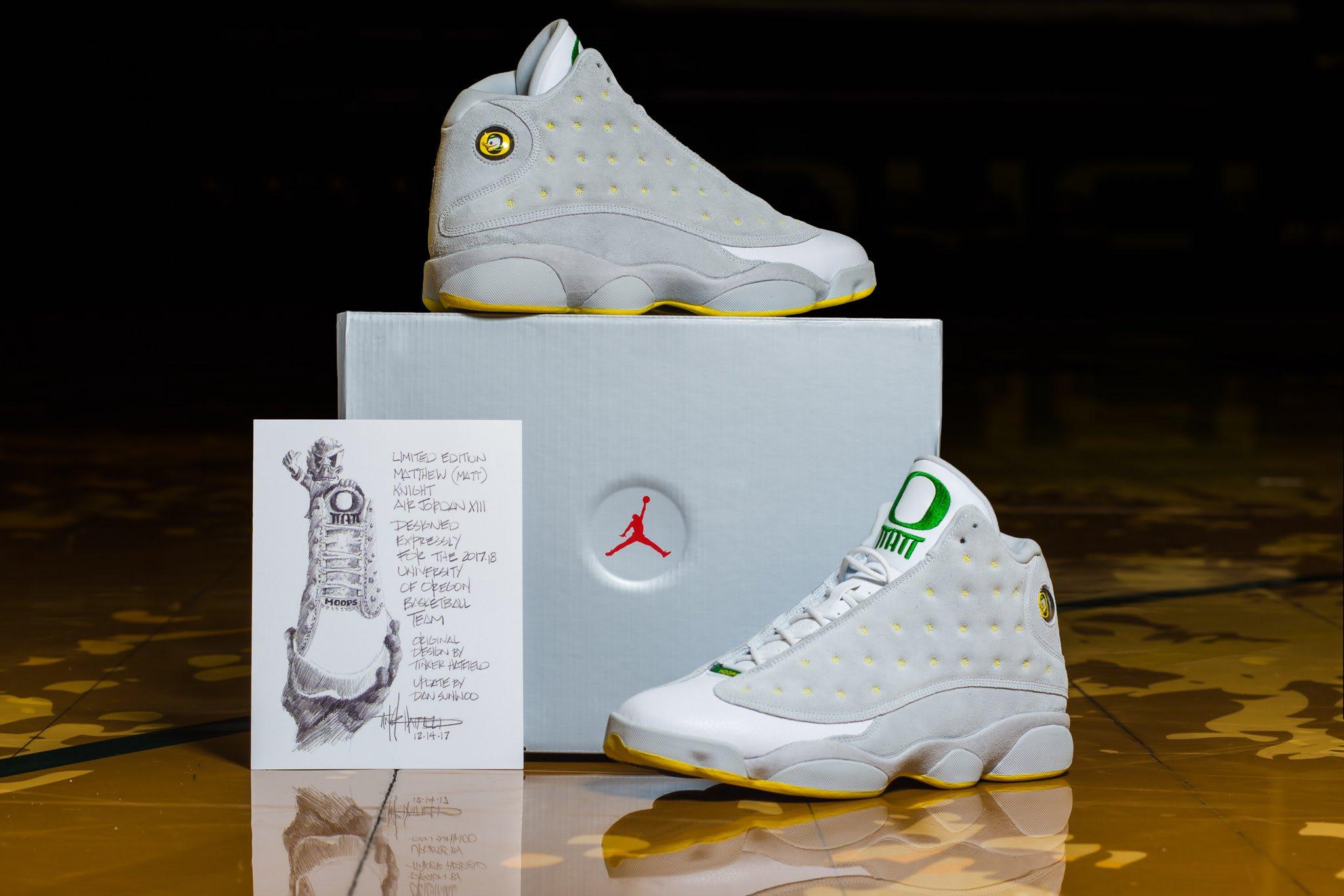 Durable Nike Air Jordan 5 Retro Suede Oregon Ducks
