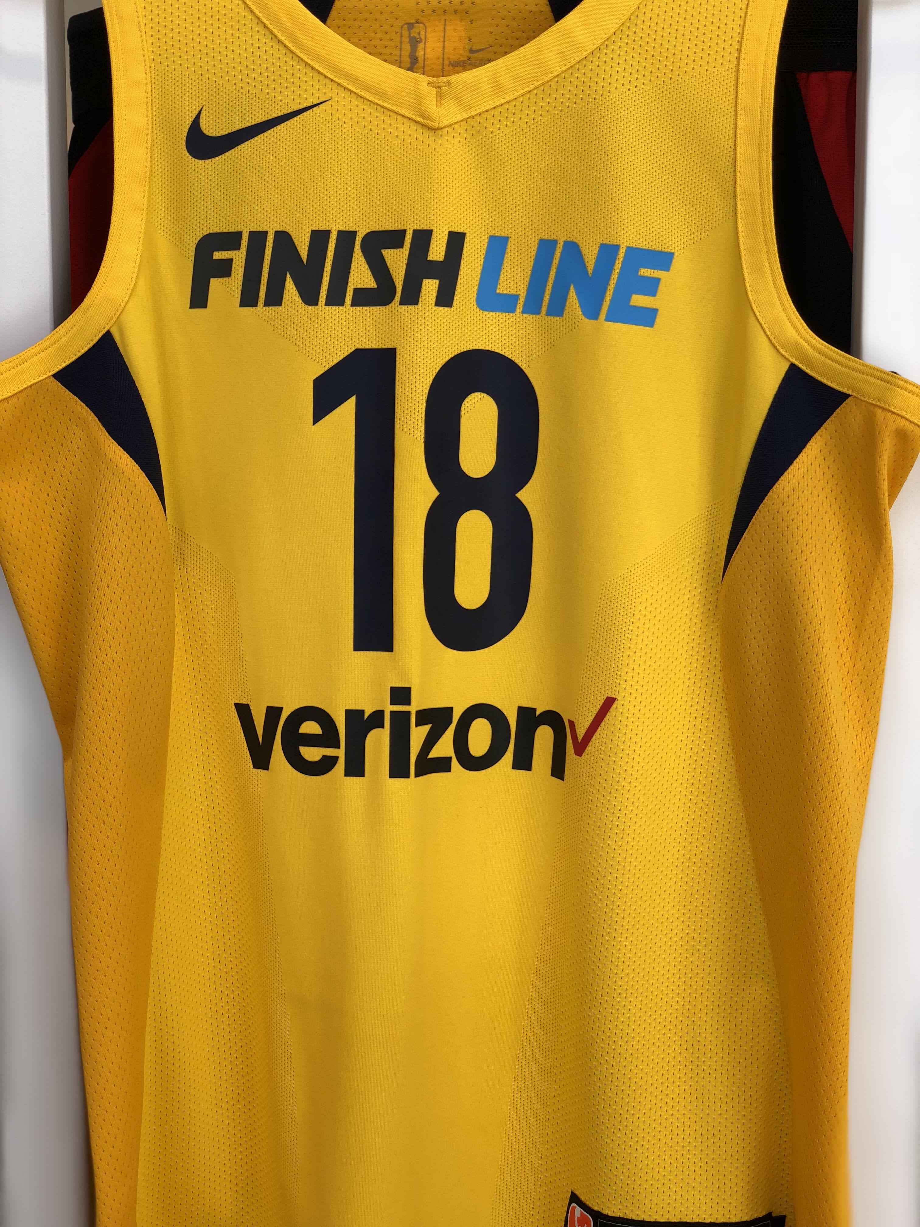 Indiana Fever WNBA Nike Jersey