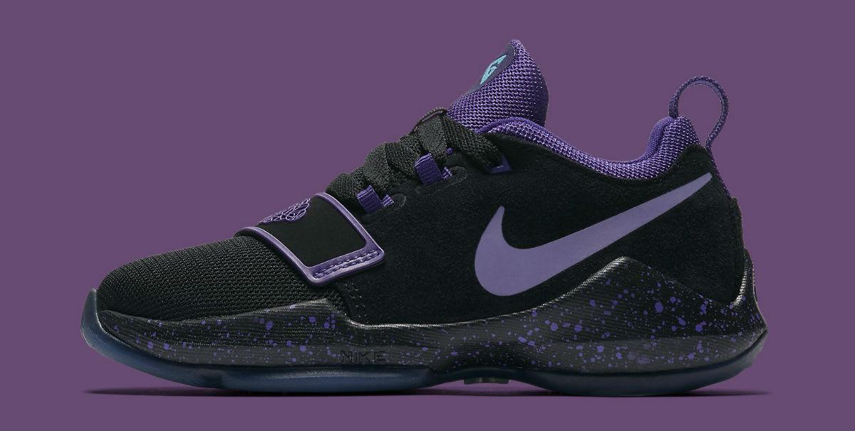 Nike PG1 Preschool Grape Release Date 881938-097