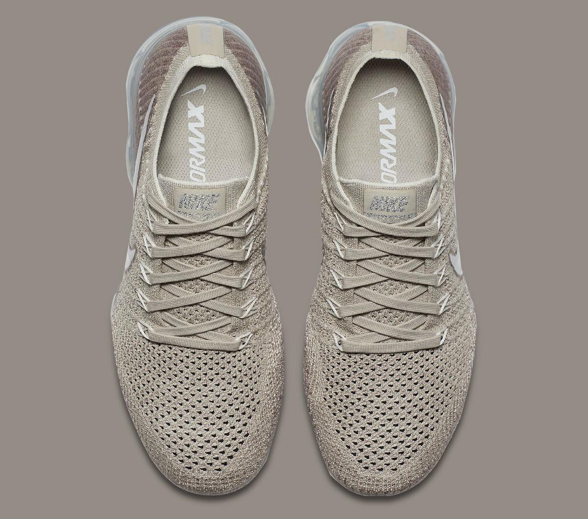 Nike Vapormax Flyknit Beige