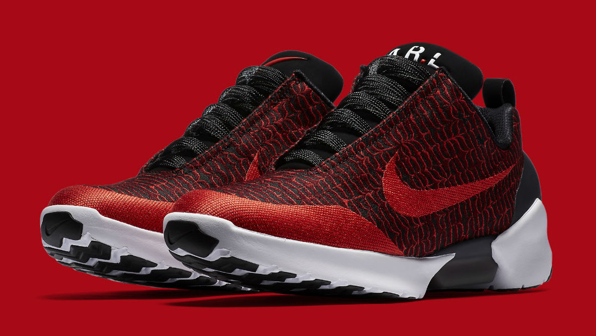 outlet store sale 8a044 278a0 ... Nike HyperAdapt 1.0 Habanero Red Release Date 843871-600 ...