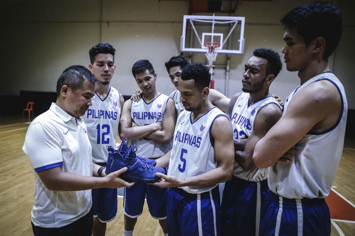 Gilas Pilipinas Nike LeBron 14 Agimat (2)