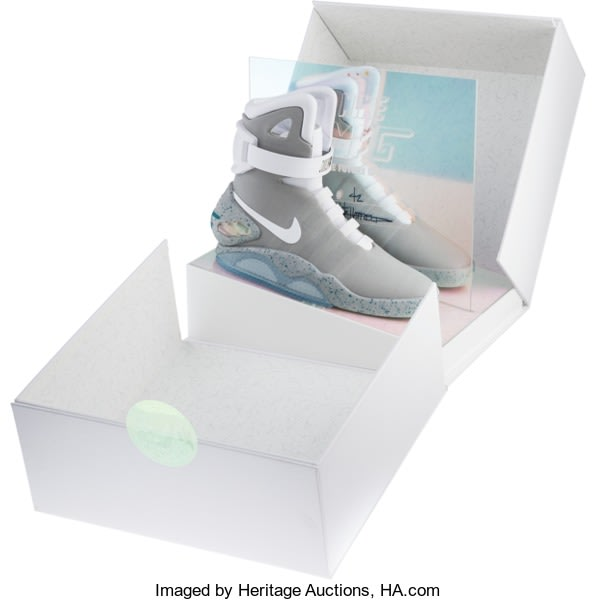 Nike Air Mag Heritage Auctions