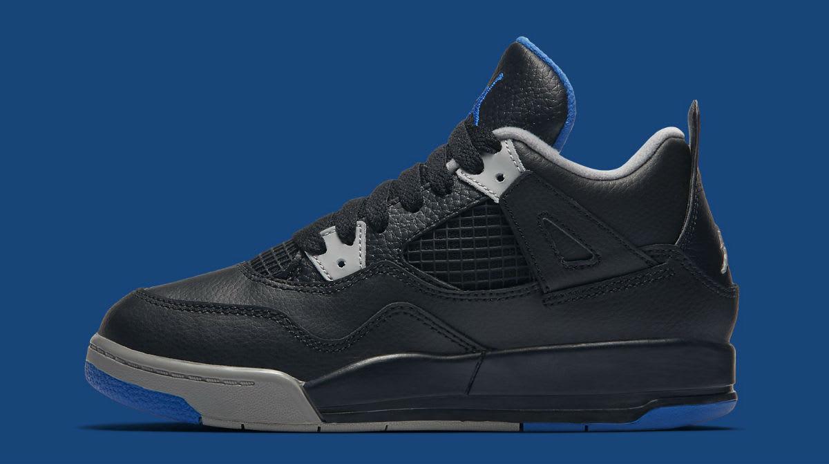Air Jordan 4 Game Royal Release Date Preschool 308499-006