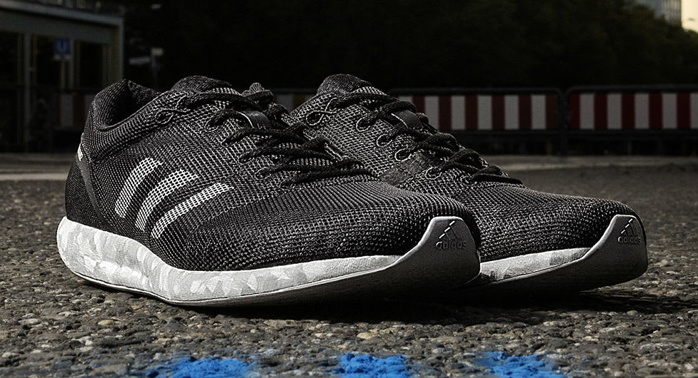 Adidas AdiZero Sub2 Running Shoes Front