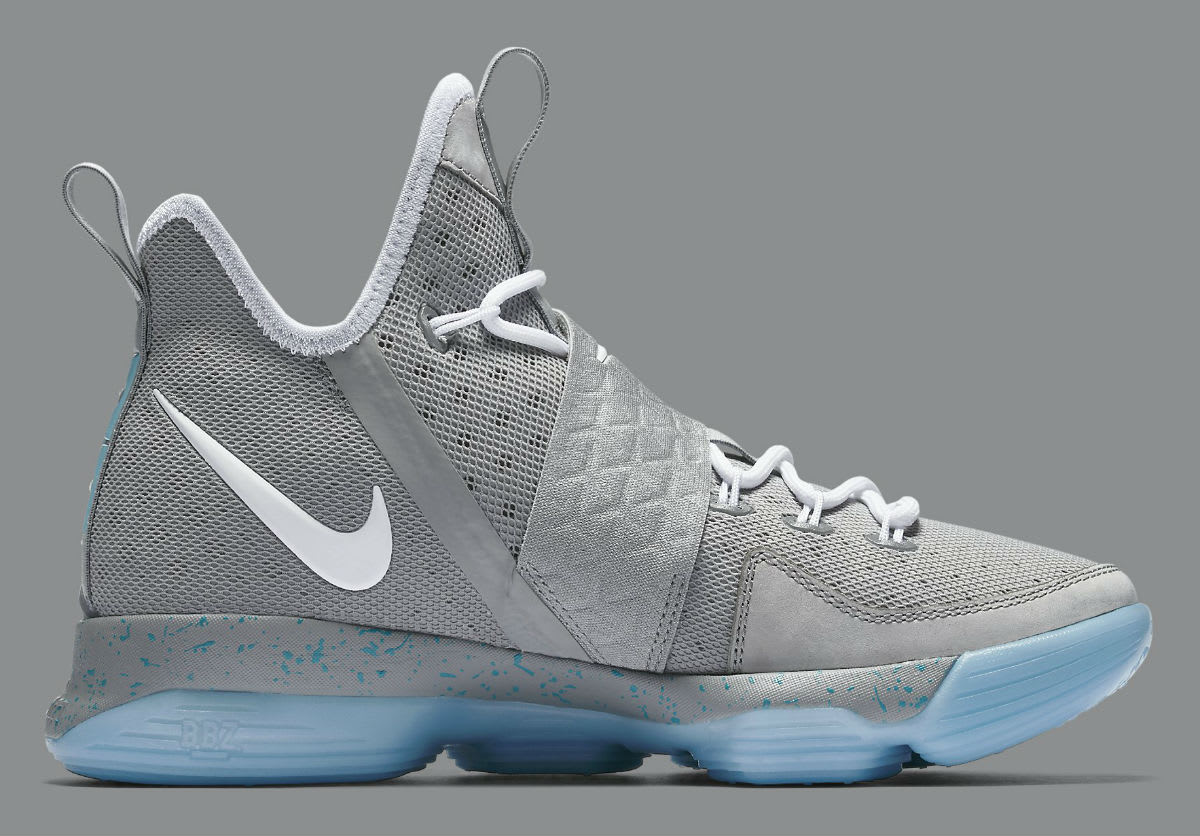 Nike LeBron 14 Mag McFly Release Date 852405-005 | Sole ...