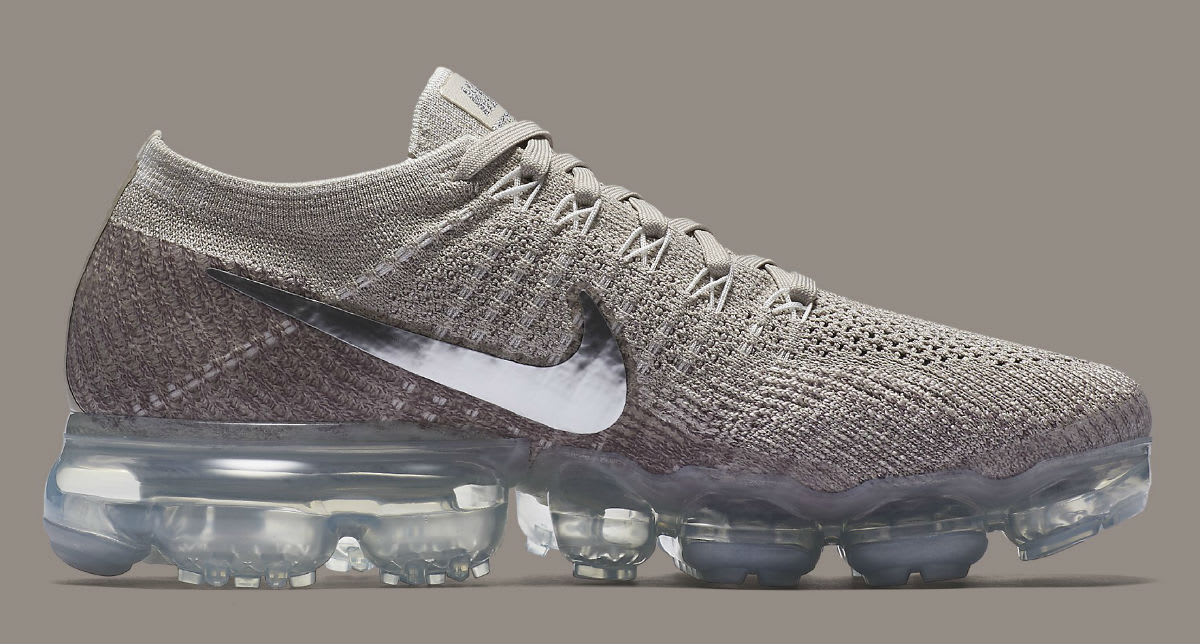 Nike Air Vapormax Womens Grey