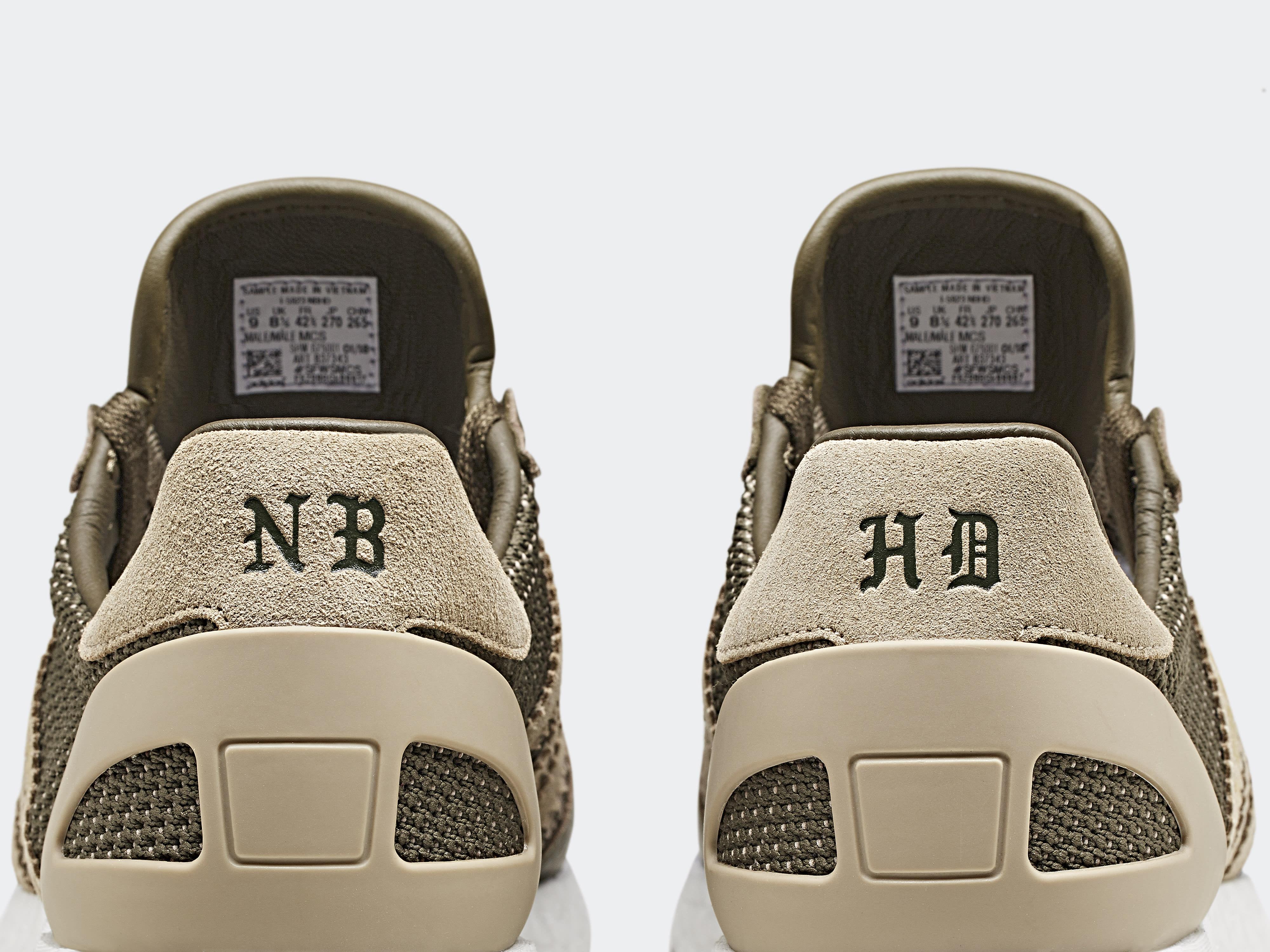 Neighborhood x Adidas I-5923 B37343 (Heel)