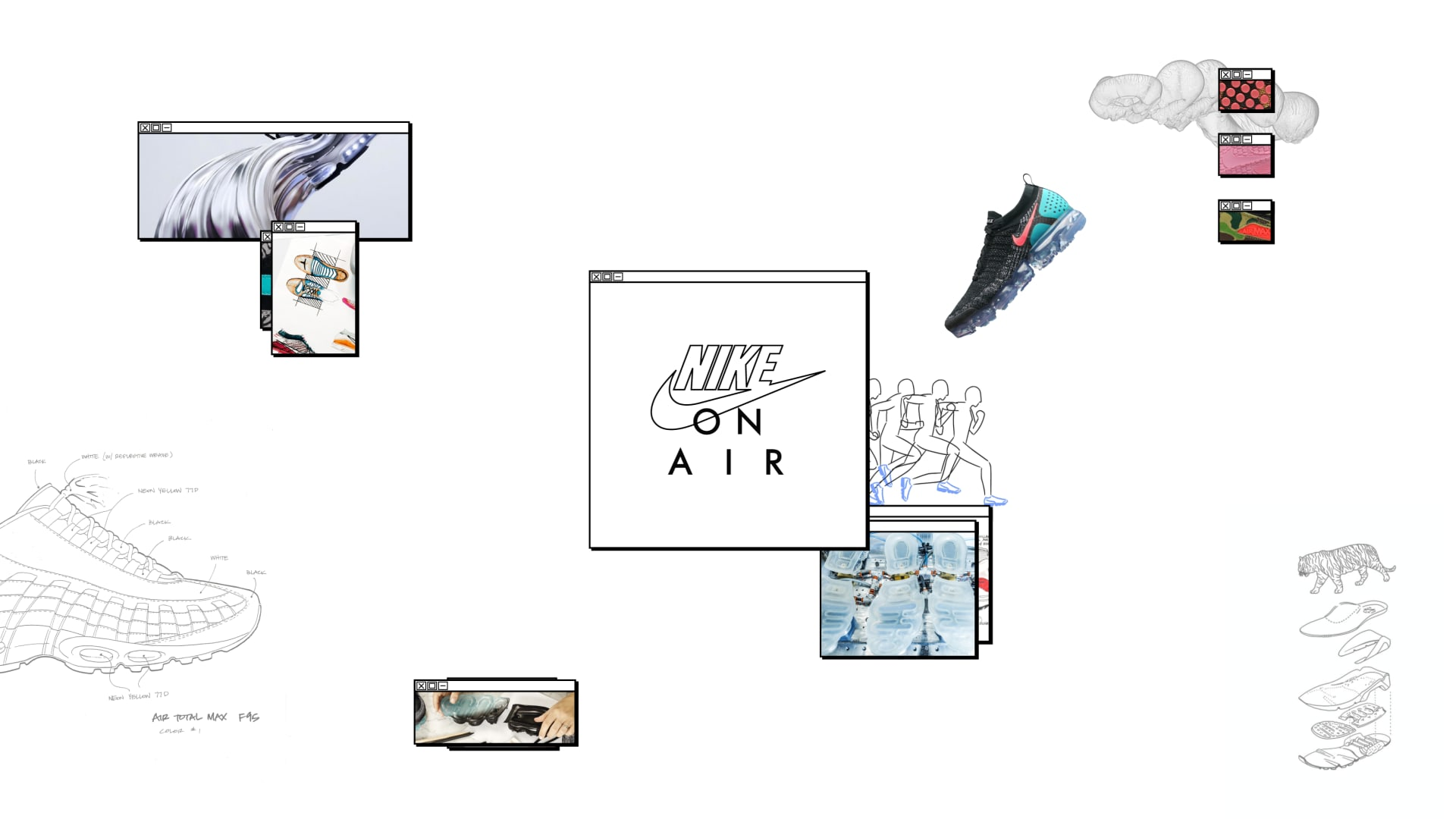 Nike On Air Sneaker Design Workshop