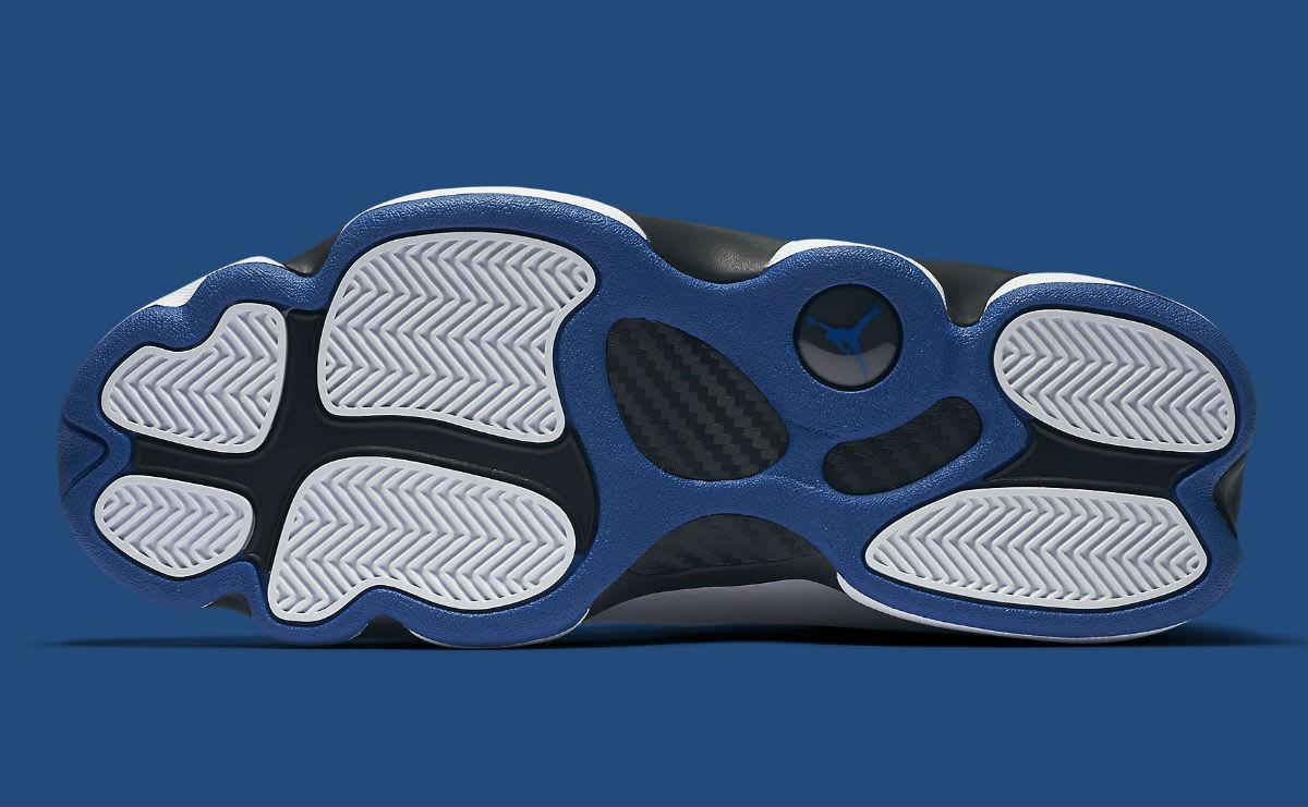 Jordan 6 Rings 2017 French Blue Release Date Sole 322992-400