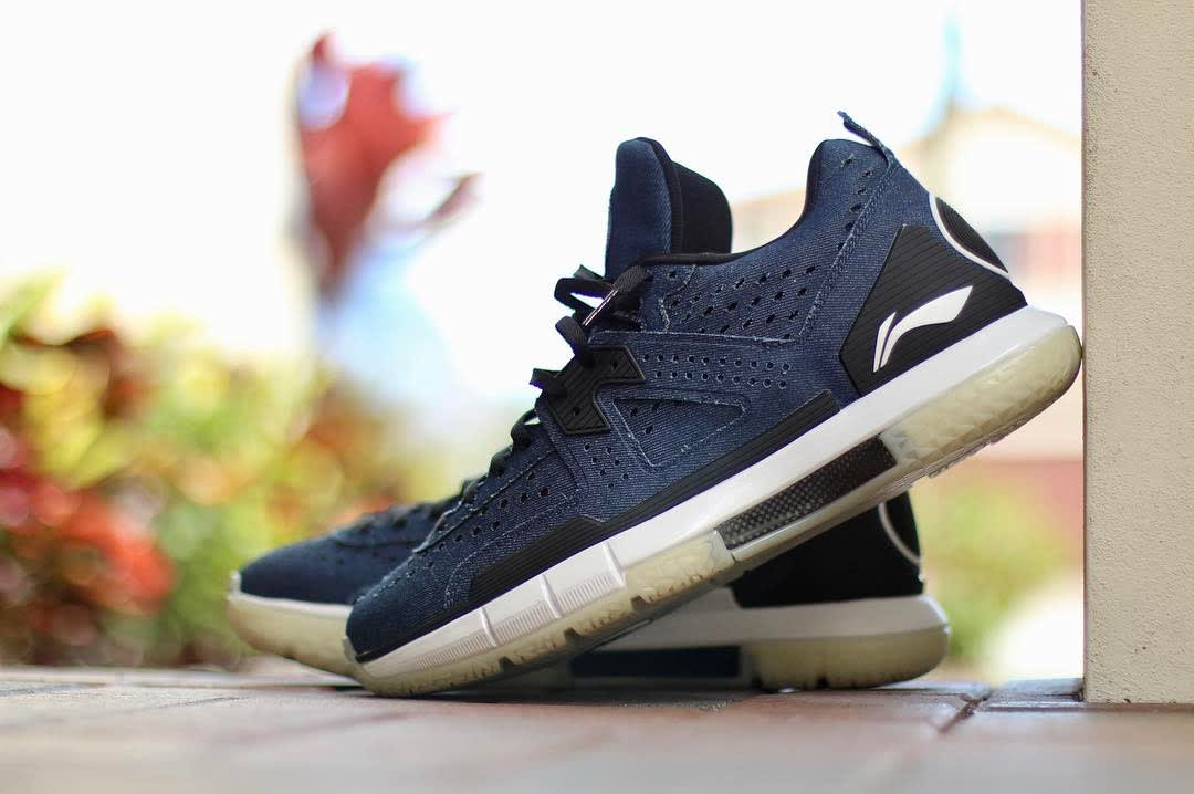 The Li-Ning Way Of Wade 4 All Star Is Limited To Just 100 Pairs ...