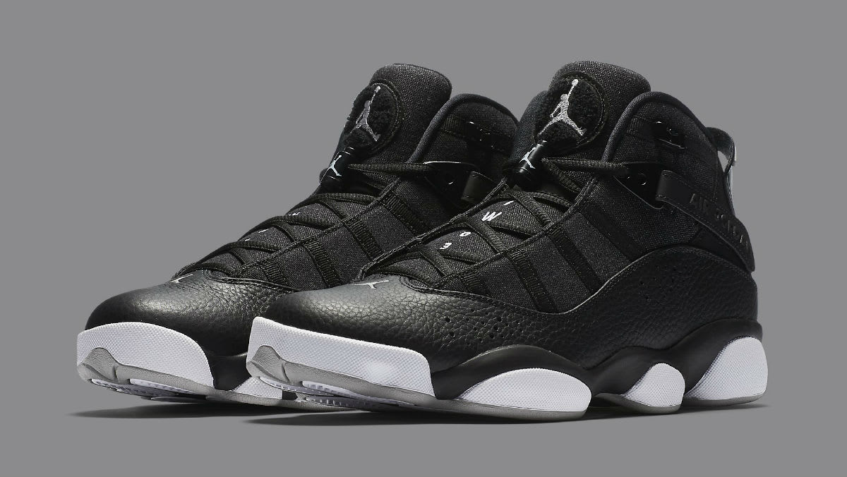 Jordan 6 Rings 2017 Release Date | Sole Collector