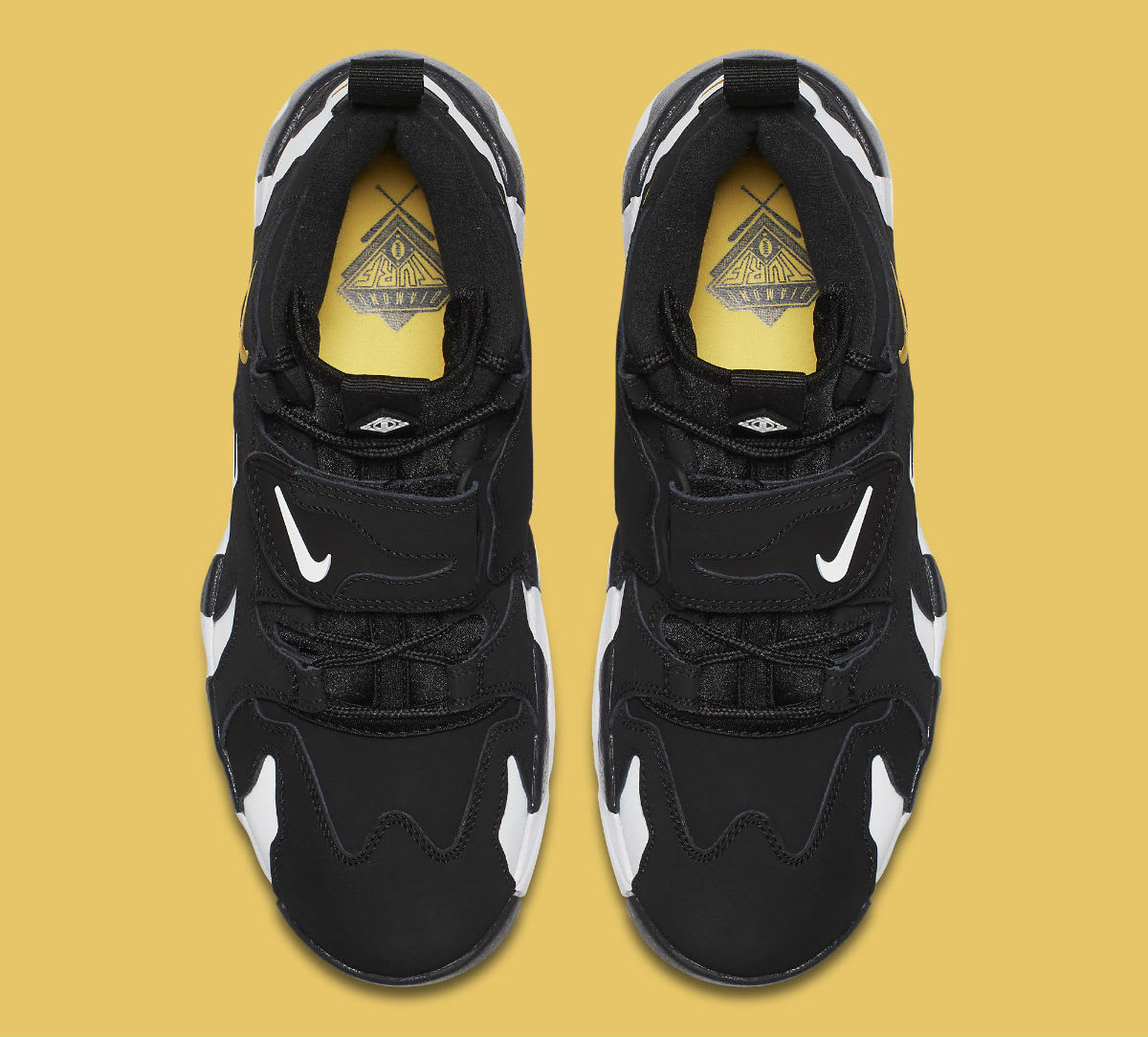 Nike Air DT Max 96 Black White Release Date 316408-003 Top