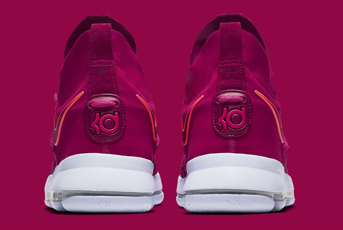 wholesale dealer 2118a 67083 nike kd 9 pink purple