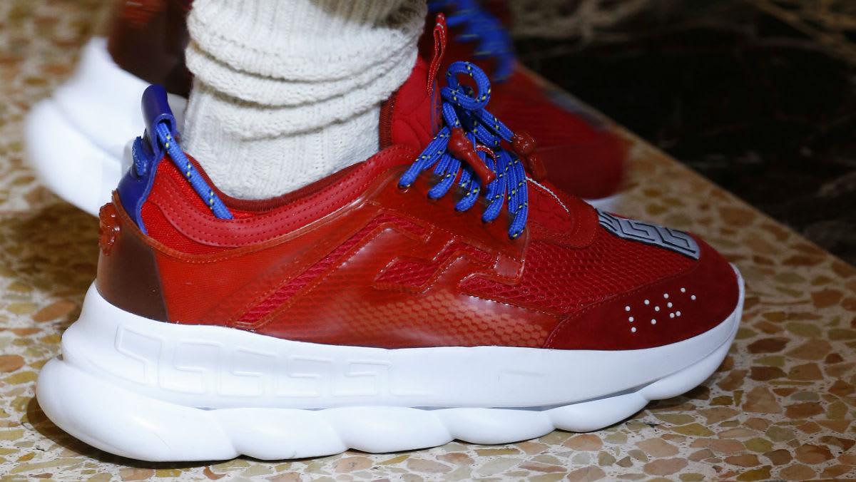 Nike Chain Shoes