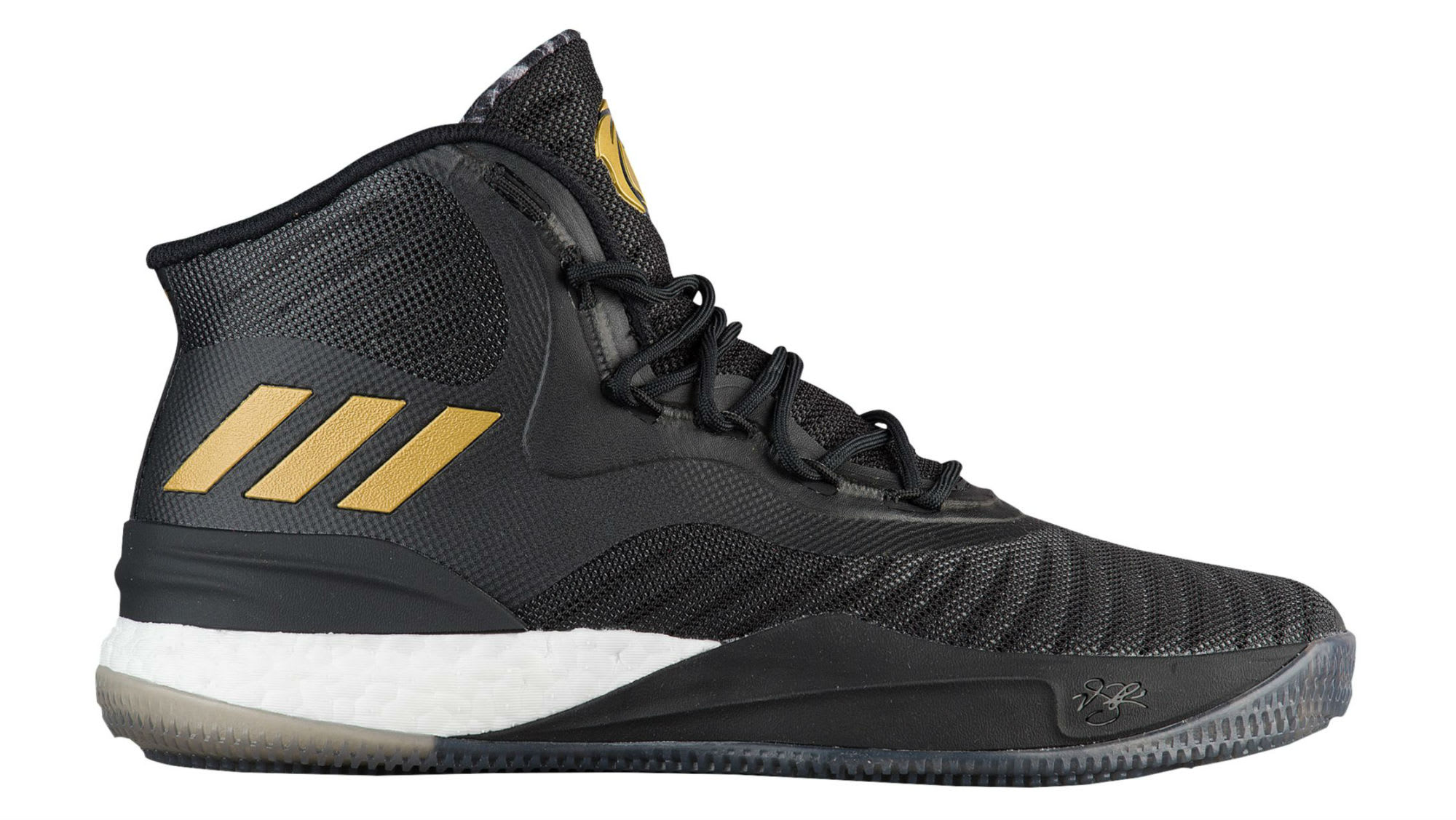 0a23f0b44241a ... inexpensive adidas d rose 8 black gold white release date cq1618 ac8d3  3d36d