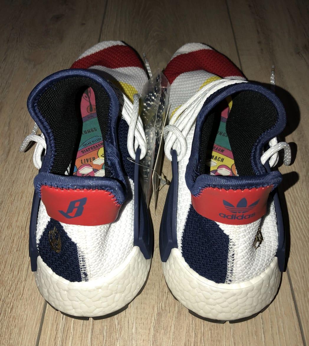 Pharrell x Adidas NMD HU 'BBC' 8
