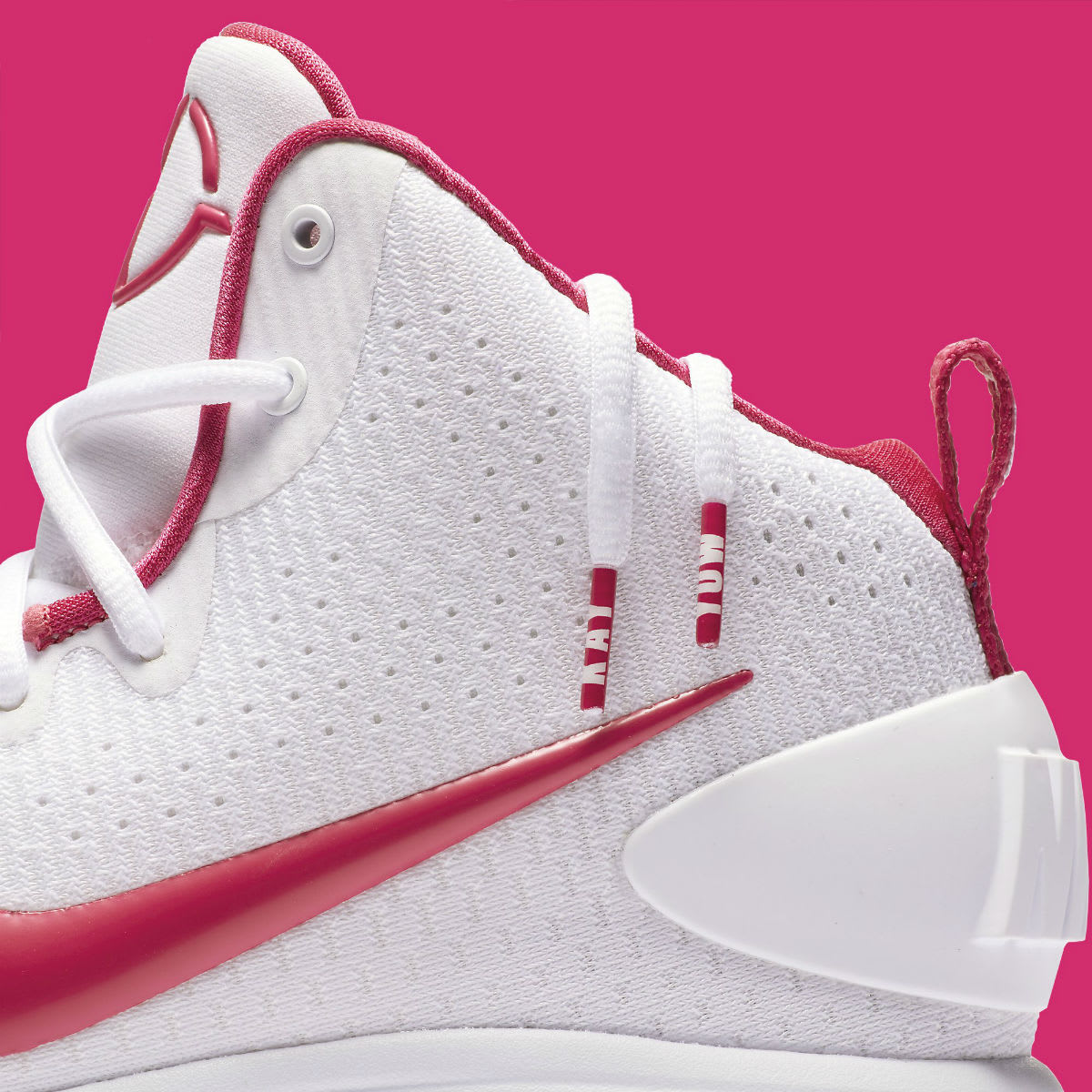 Nike Hyperdunk 2017 Kay Yow Think Pink Release Date 897631 ...