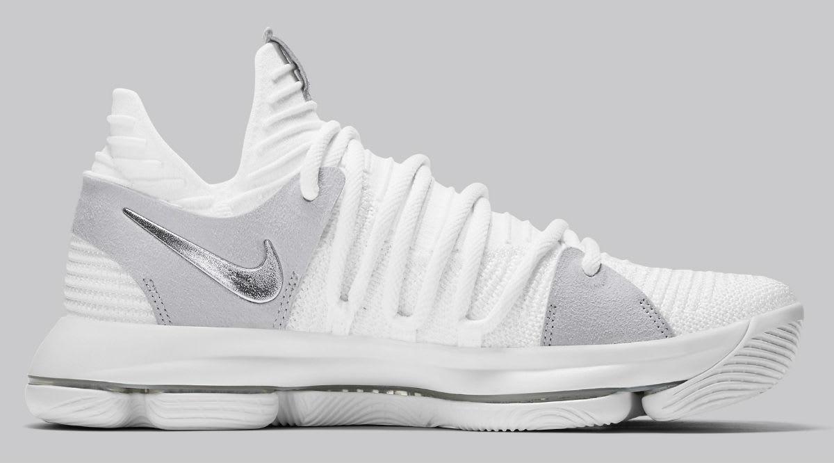 Nike KD 10 Still KD Release Date Medial 897815-100