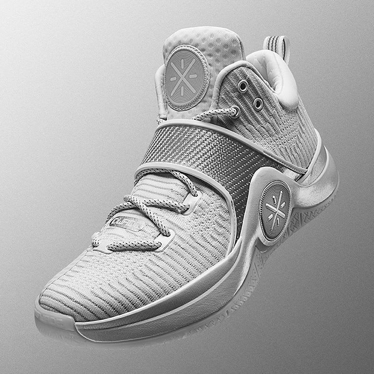 Li-Ning Way of Wade 6 White Release Date Front