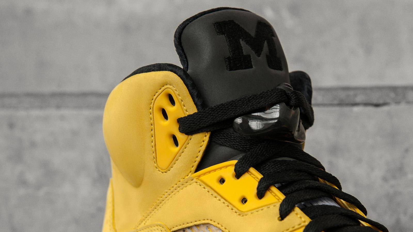 Fab Five Air Jordan 5