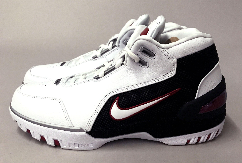 Nike Air Zoom Generation Retro AJ4204-101 Profile