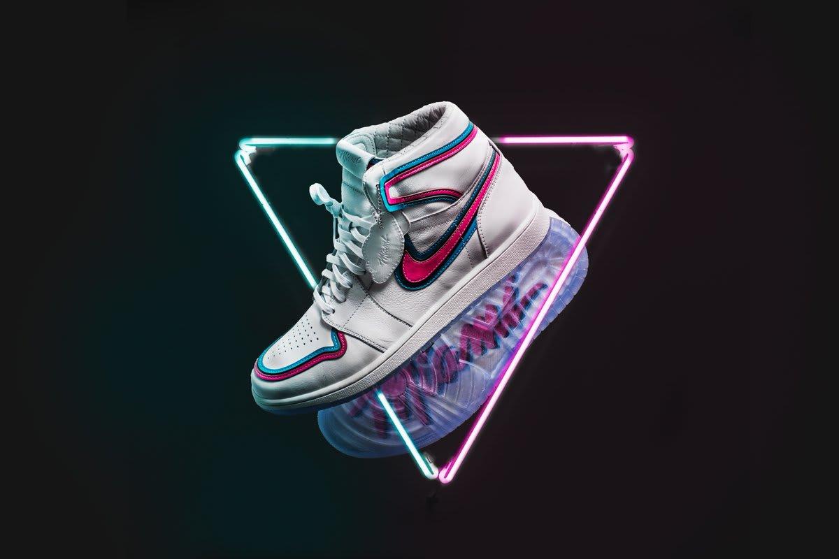 Custom Made Shoes Jordans
