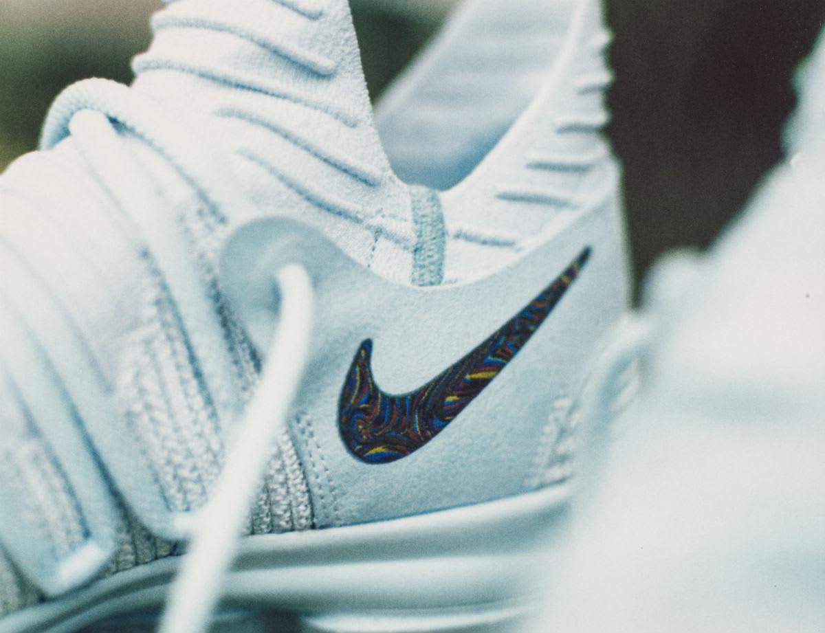 Nike KD 10 Anniversary Release Date Medial