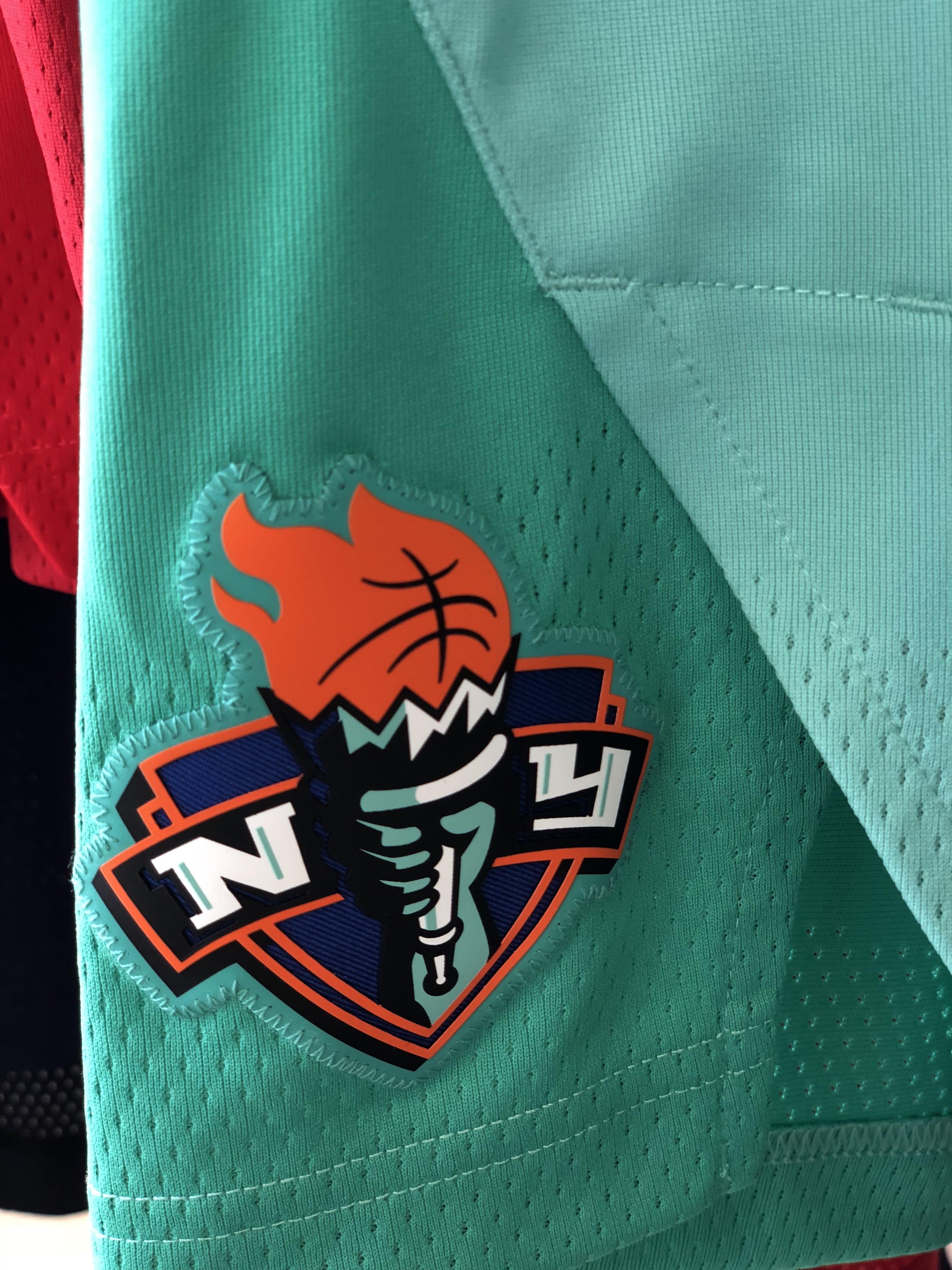 New York Liberty WNBA Nike Shorts