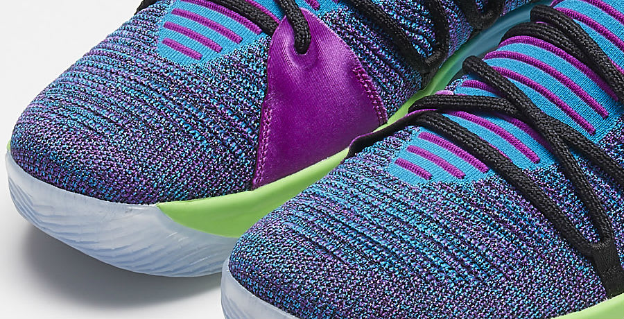 Nike KD 10 Doernbecher Sample Toe