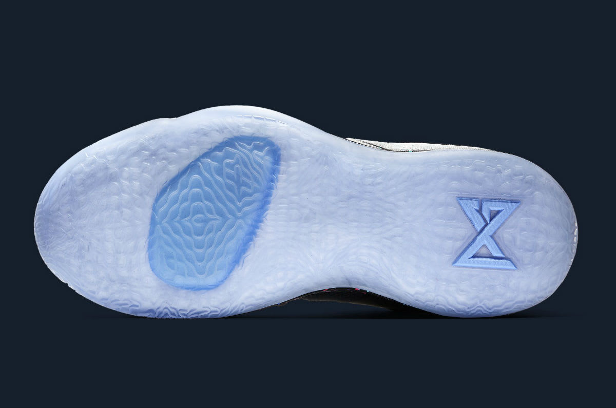 Playstation x Nike PG2 Release Date AT7815-002 Sole