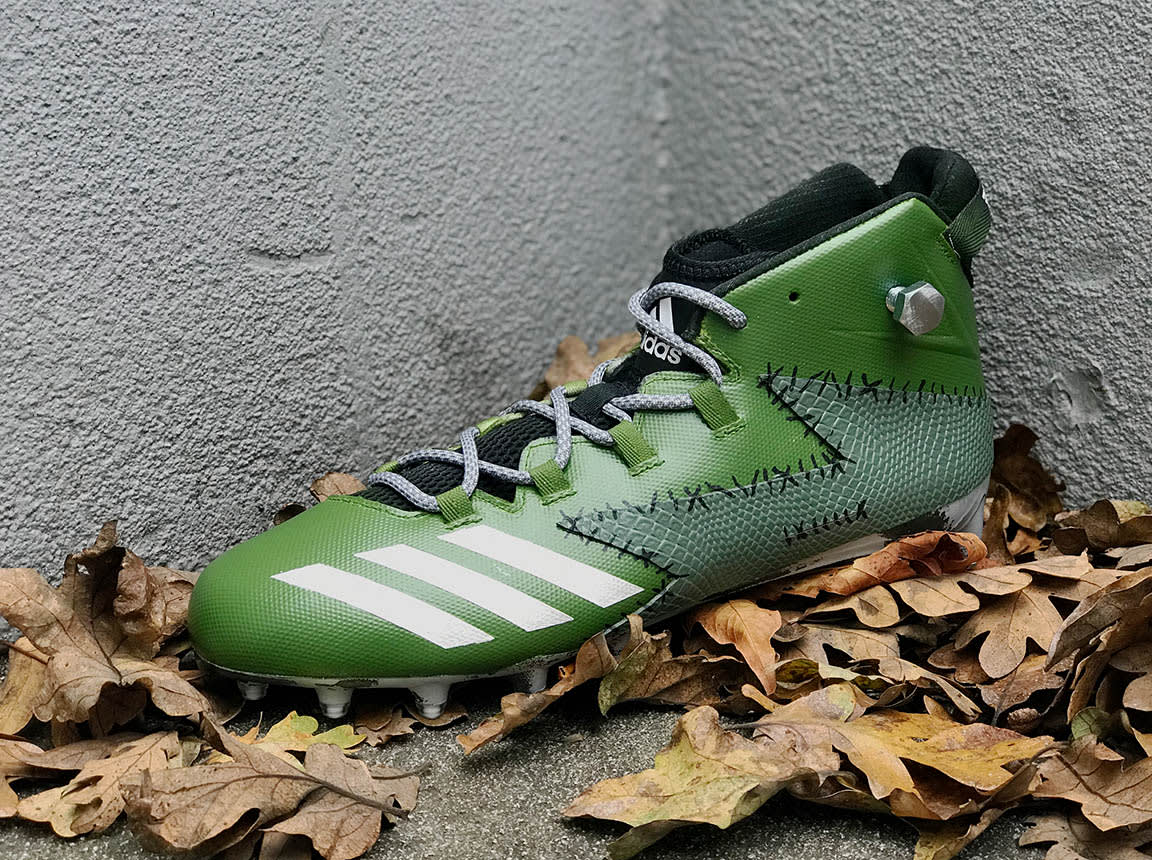 adidas freak von miller halloween cleats front