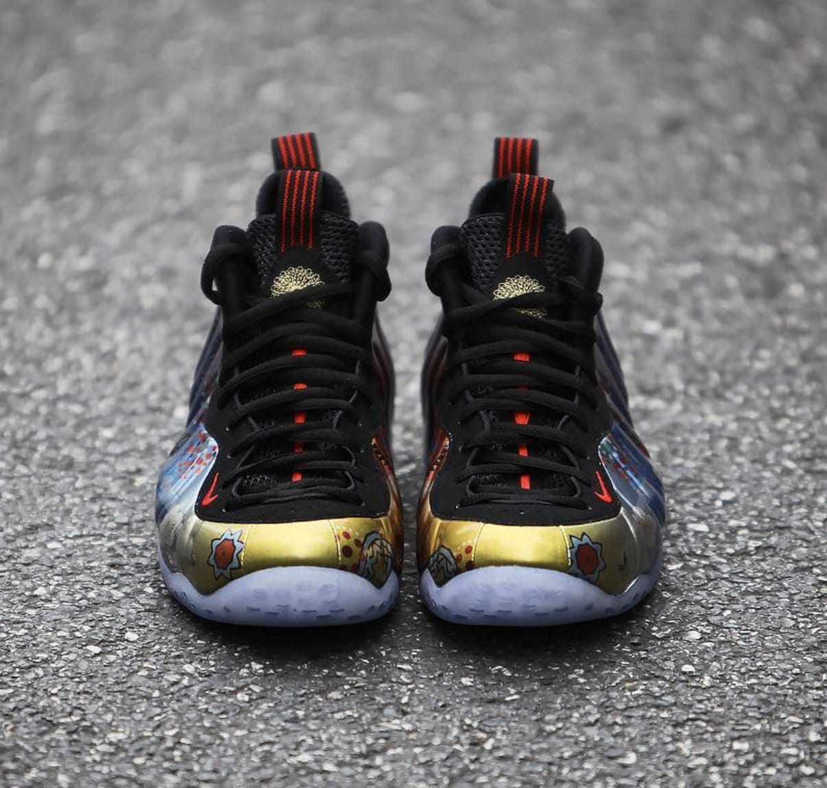 the best attitude 169a2 6f6db czech nike foamposite supreme chinese new year 225e3 002c5