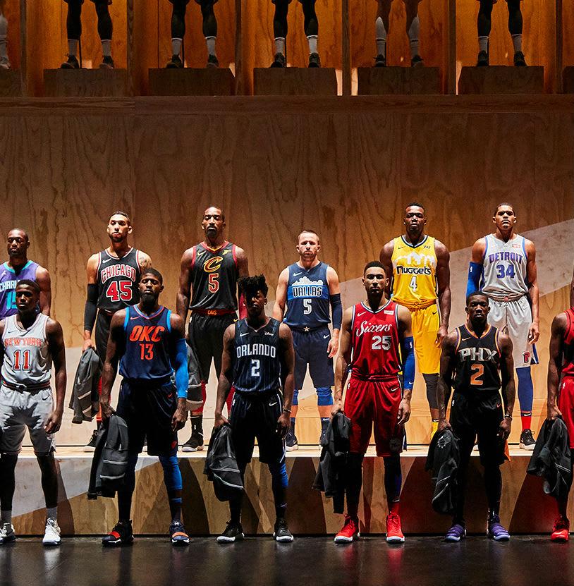 Nike NBA Statement Uniforms (2)