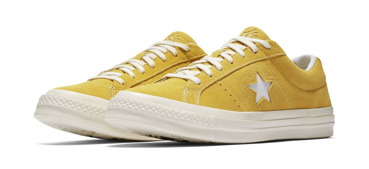 Tyler, The Creator x Converse One Star